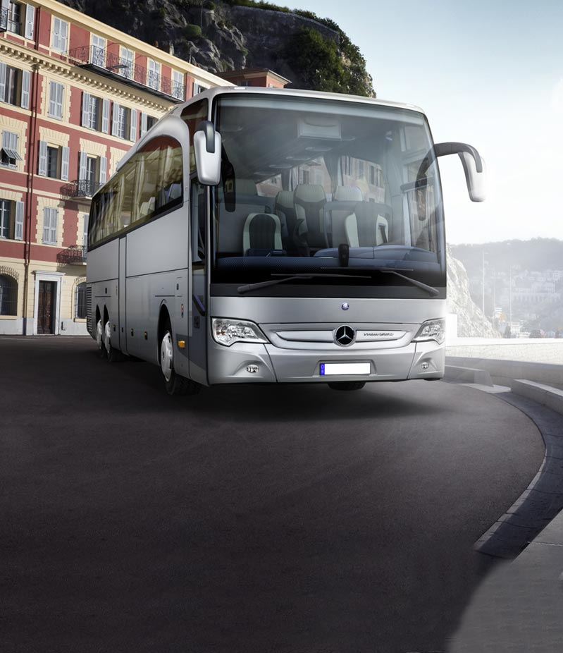 chauffeur-driven coaches