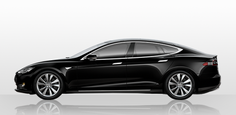 Special Chauffeur-driven Tesla